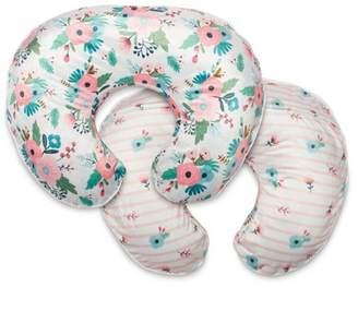 Boppy Boutique Nursing Pillow Slipcover - Pink Floral Duet