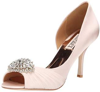 Badgley Mischka Women's Pearson D'Orsay Pump