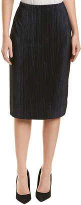 Nic+Zoe Linen-Blend Skirt