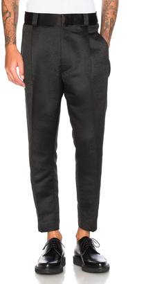 Haider Ackermann Dropped Crotch Trousers $1,200 thestylecure.com