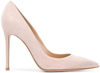 Gianvito Rossi pointed toe pumps