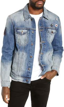 Dragonfly Clothing Pig in the Sky Denim Jacket