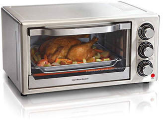 Hamilton Beach Stainless Steel 6 Slice Toaster Oven