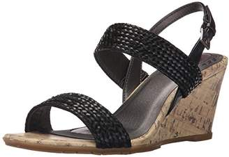 LifeStride Women's Persona Wedge Sandal $23.99 thestylecure.com