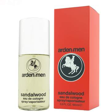 Elizabeth Arden Sandalwood for Men Eau De Cologne Spray 3.3-Ounce