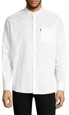 Barbour Fairfield Cotton Tailored Button-Down Shirt
