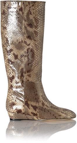 Matilde flat boot