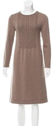 Proenza Schouler Wool Sweater Dress