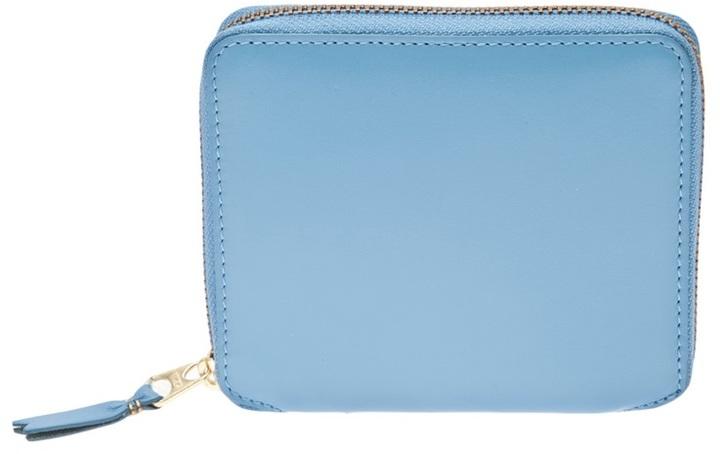 Comme des Garcons three side zip wallet