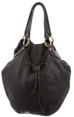 Cesare Paciotti Leather Hobo Bag