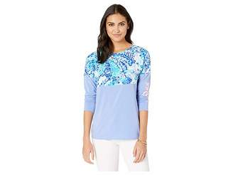 Lilly Pulitzer Finn Top