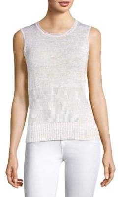Piazza Sempione Sleeveless Knit Top