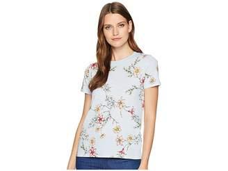 Lauren Ralph Lauren Floral Jersey T-Shirt