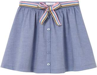 Jacadi Isio Bow Skirt
