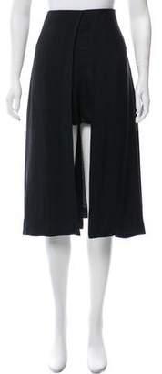 Rosetta Getty High-Rise Mini Shorts w/ Tags
