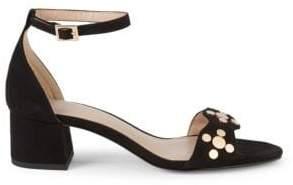 06dc7fc0b11 BCBGeneration Fifi Studded Block Heel Sandals