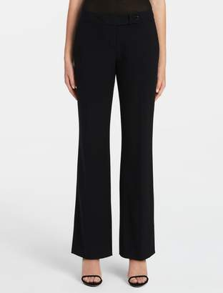 Calvin Klein classic fit navy stretch suit pants
