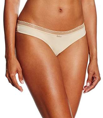 Lovable Women's Brasiliano Microfibra Leggera My Daily Comfort Underpants,4/L