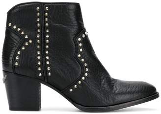 Zadig & Voltaire Zadig&Voltaire studded ankle boots
