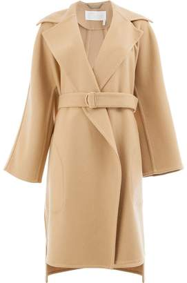Chloé belted tailored coat