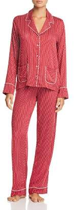 Splendid Piped Pajama Set