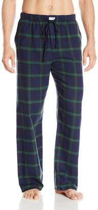 Ben Sherman Benherman Men' Flannel Claic Plaid Lounge Pant