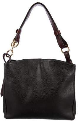 Valentina Carrano Leather Shoulder Bag