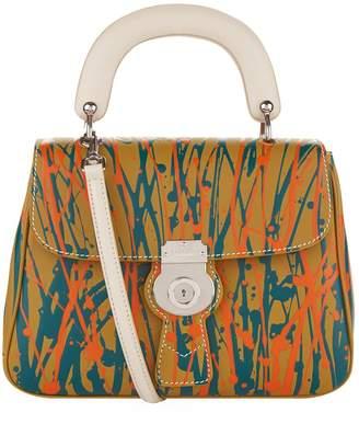 Burberry Medium Splash DK88 Top Handle Bag