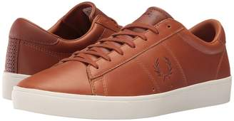 Fred Perry Spencer Waxed Leather Men's Lace up casual Shoes