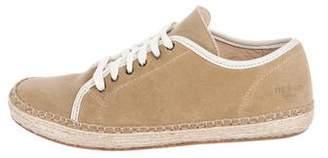 Rag & Bone Suede Low-Top Sneakers