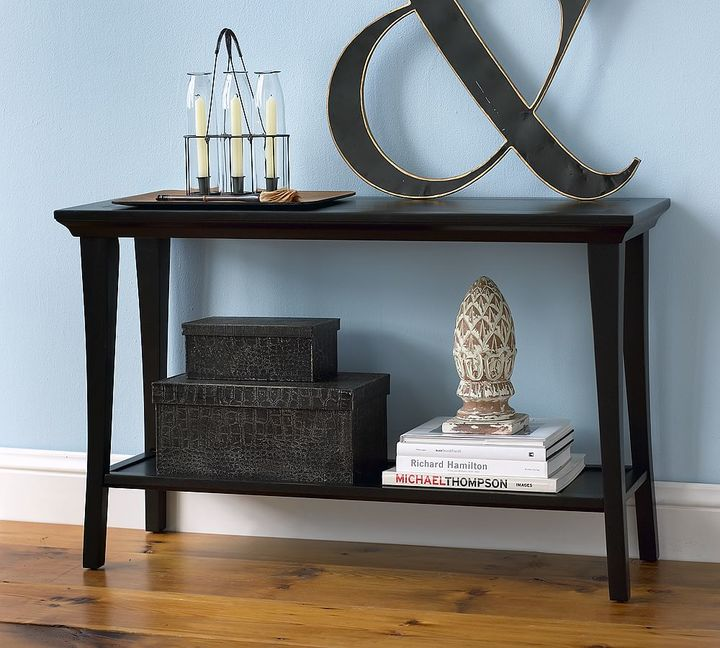 Pottery Barn Metropolitan Console Table Shopstyle Home