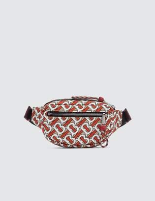 Burberry Monogram Nylon Belt Bag