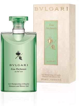 Bvlgari Eau Parfumee Au The Vert Shampoo And Shower Gel