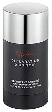Cartier Déclaration D'Un Soir Deodorant Stick 75ml (Pack of 2)