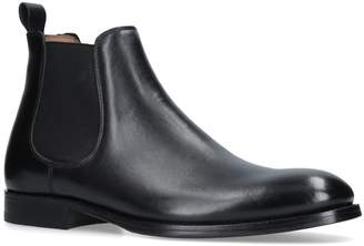 Kurt Geiger Leather Laurence Chelsea Boots