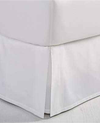 Hotel Collection Cotton Ladder Stitch Pique California King Bedskirt, Created for Macy's Bedding