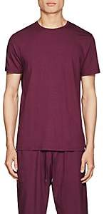 Derek Rose Men's Stretch-Jersey T-Shirt - Wine