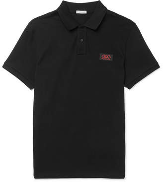 6602fc90aa7b Moncler Polo Shirts For Men - ShopStyle Canada