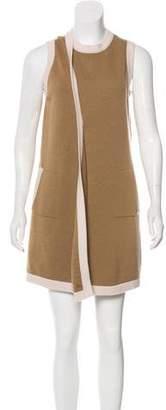 Chanel Sleeveless Cashmere Dress w/ Tags