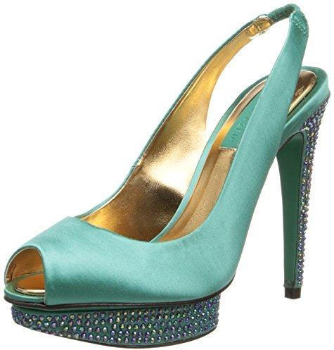 BCBGMAXAZRIA Women's MA-Falcon Platform Sandal