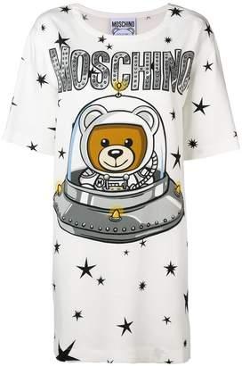 Moschino bear T-shirt dress