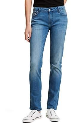 Calvin Klein Jeans Women's Straight Leg Denim