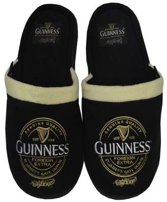 Guinness Embroidery Slippers
