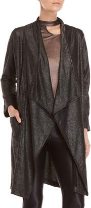 Religion Flux Metallic Cardigan