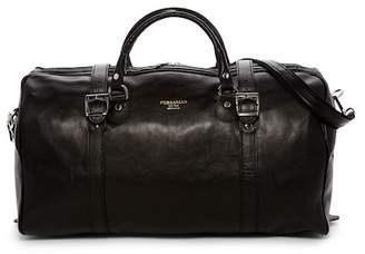 Br.Uno Persaman New York Italian Leather Duffel Bag