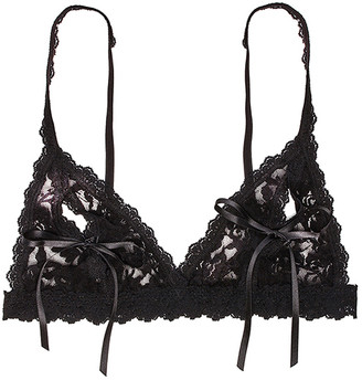 Hanky Panky AFTER MIDNIGHT Peek-A-Boo Bralette