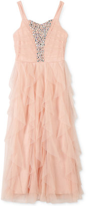 Speechless Embellished Maxi Party Dress, Big Girls (7-16) $84 thestylecure.com