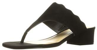 Marc Fisher Women's VEVA Flat Sandal