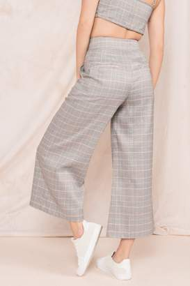 Eggie Wide Trousers