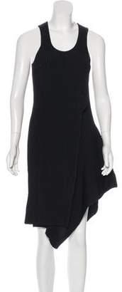 Stella McCartney Sleeveless Scoop Neck Dress